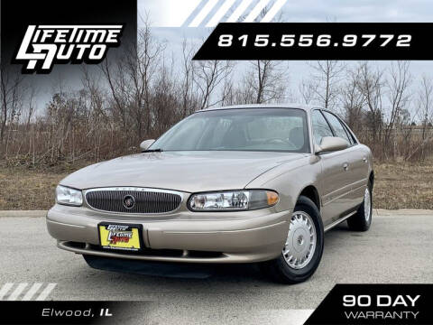 1999 Buick Century for sale at Lifetime Auto in Elwood IL