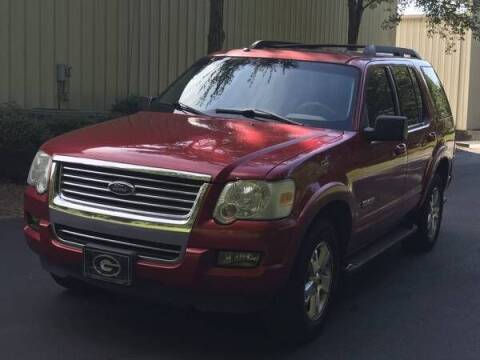 2007 Ford Explorer for sale at Two Brothers Auto Sales in Loganville GA