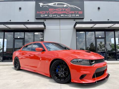 2019 Dodge Charger for sale at Exotic Motorsports of Oklahoma in Edmond OK