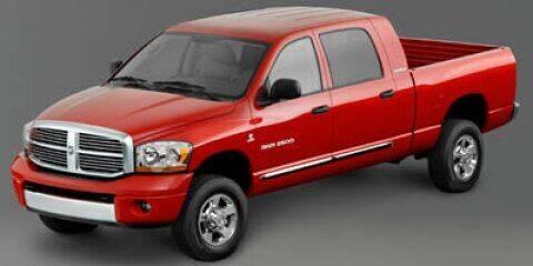 2006 Dodge Ram Pickup 3500 for sale at SCOTT EVANS CHRYSLER DODGE in Carrollton GA