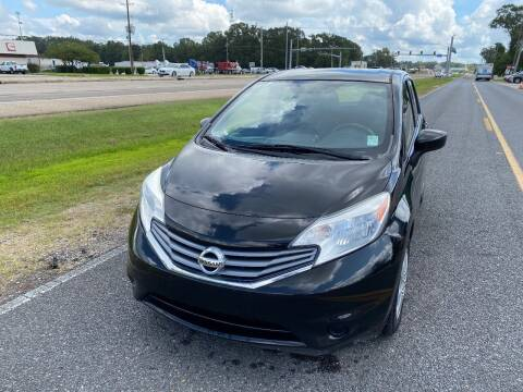 2015 Nissan Versa Note for sale at Double K Auto Sales in Baton Rouge LA