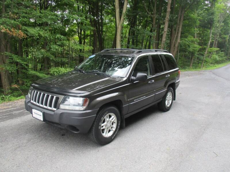 2004 Jeep Grand Cherokee for sale at W.R. Barnhart Auto Sales in Altoona PA