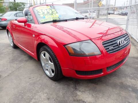 2001 Audi TT for sale at Dan Kelly & Son Auto Sales in Philadelphia PA
