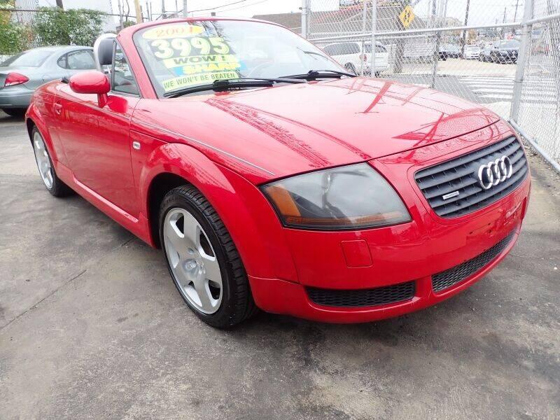 2001 Audi TT for sale at Dan Kelly & Son Auto Sales in Philadelphia PA