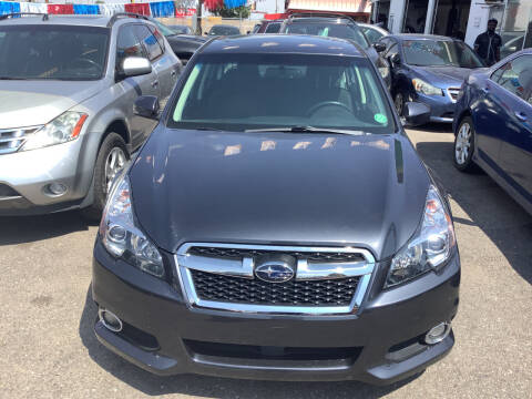 2013 Subaru Legacy for sale at GPS Motors in Denver CO
