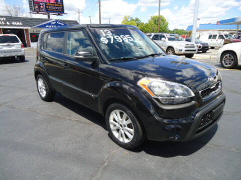 2013 Kia Soul for sale at Tom Cater Auto Sales in Toledo OH