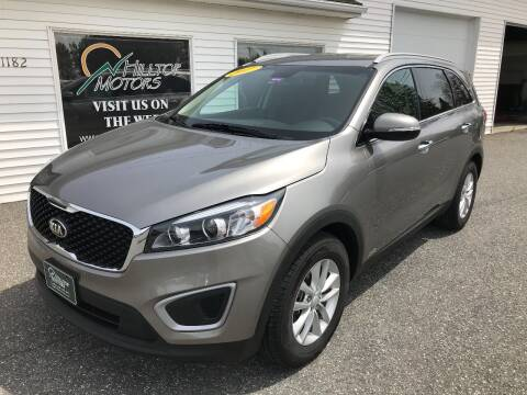 2017 Kia Sorento for sale at HILLTOP MOTORS INC in Caribou ME