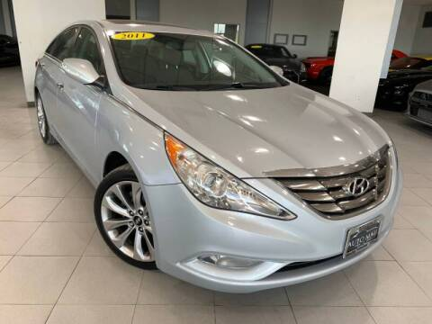 2011 Hyundai Sonata for sale at Auto Mall of Springfield in Springfield IL