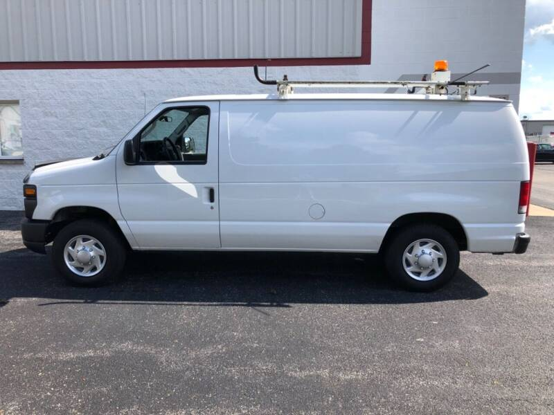 2012 Ford E-Series Cargo for sale at Ryan Motors in Frankfort IL