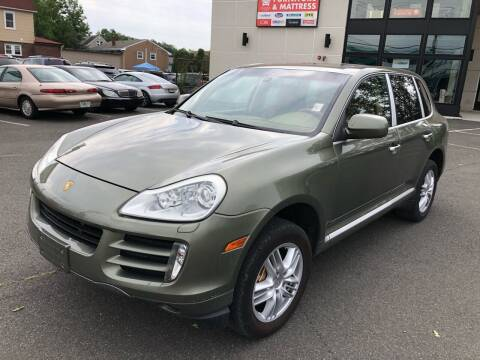 2008 Porsche Cayenne for sale at MAGIC AUTO SALES in Little Ferry NJ