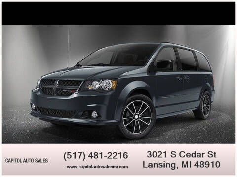 2014 Dodge Grand Caravan for sale at Capitol Auto Sales in Lansing MI