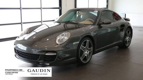 2007 Porsche 911 for sale at Gaudin Porsche in Las Vegas NV