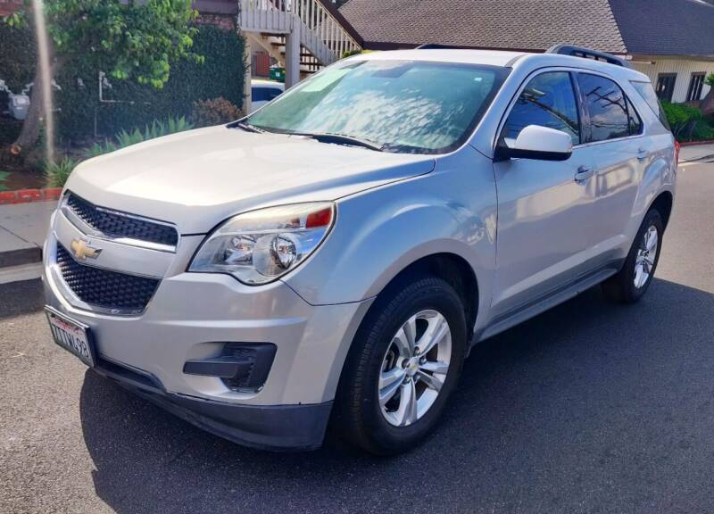 2015 Chevrolet Equinox for sale at Apollo Auto El Monte - Apollo Auto Thousand Oaks in Thousand Oaks CA