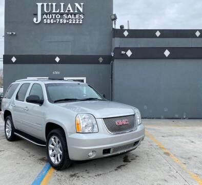 2011 GMC Yukon for sale at Julian Auto Sales, Inc. in Warren MI