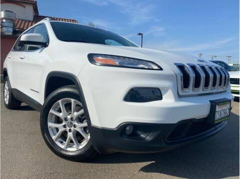 2015 Jeep Cherokee for sale at MADERA CAR CONNECTION in Madera CA