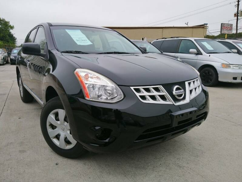 2011 Nissan Rogue for sale at TEXAS MOTOR CARS in Houston TX
