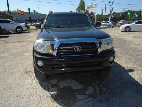 2007 Toyota Tacoma for sale at J & F AUTO SALES in Houston TX