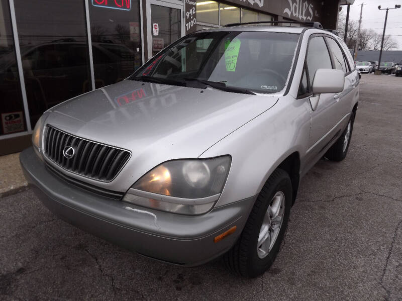 1999 Lexus RX 300 for sale at Arko Auto Sales in Eastlake OH