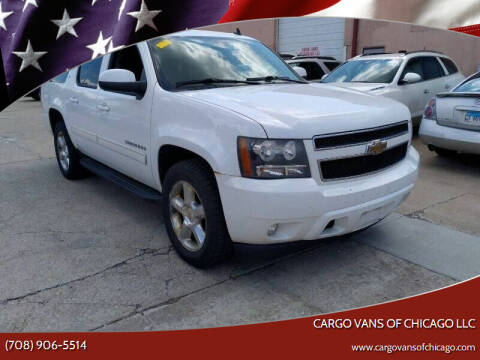2009 Chevrolet Suburban for sale at Cargo Vans of Chicago LLC in Mokena IL