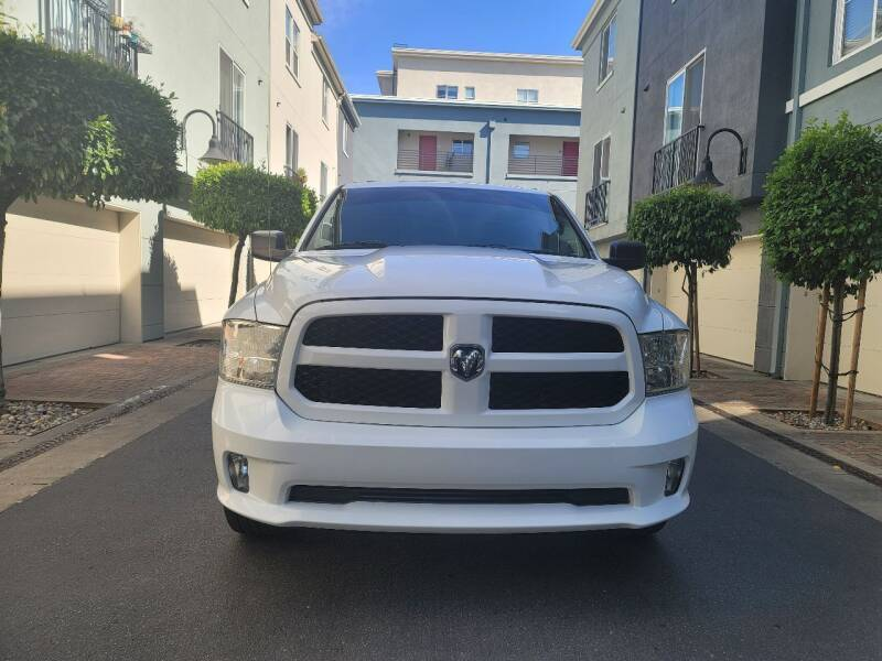2014 RAM Ram Pickup 1500 for sale at Bay Auto Exchange in San Jose CA