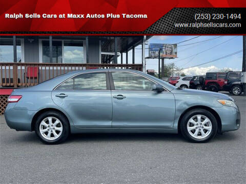2010 Toyota Camry for sale at Ralph Sells Cars at Maxx Autos Plus Tacoma in Tacoma WA