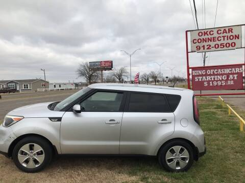 2014 Kia Soul for sale at OKC CAR CONNECTION in Oklahoma City OK