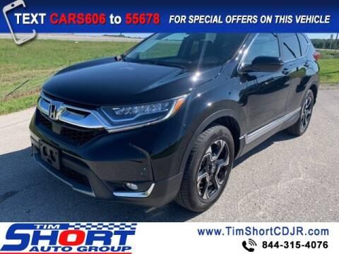 2019 Honda CR-V for sale at Tim Short Chrysler in Morehead KY