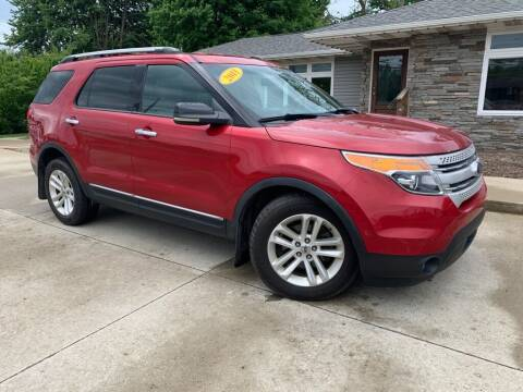 2011 Ford Explorer for sale at 1st Choice Auto, LLC in Fairview PA