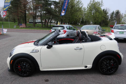 2013 MINI Roadster for sale at GEG Automotive in Gilbertsville PA
