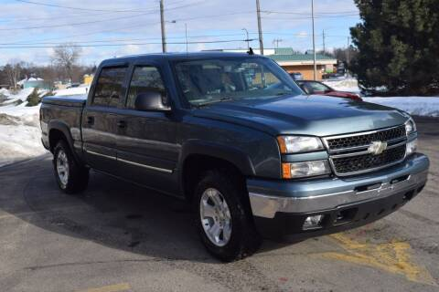 2006 Chevrolet Silverado 1500 for sale at NEW 2 YOU AUTO SALES LLC in Waukesha WI