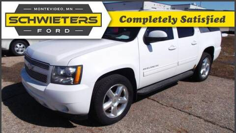 2010 Chevrolet Avalanche for sale at Schwieters Ford of Montevideo in Montevideo MN