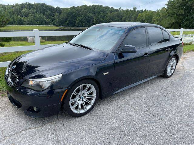 2010 BMW 5 Series for sale at Cross Automotive in Carrollton GA