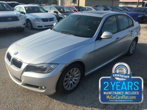 2009 BMW 3 Series for sale at Pary's Auto Sales in Garland TX
