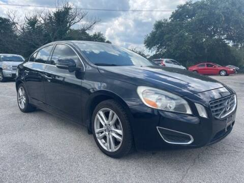 2012 Volvo S60 for sale at Hi-Tech Automotive West in Austin TX