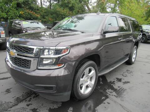 2016 Chevrolet Suburban for sale at LULAY'S CAR CONNECTION in Salem OR