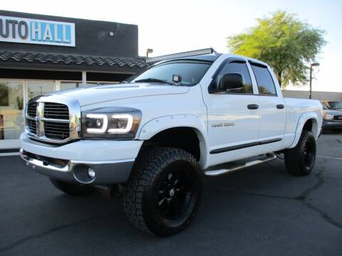 2006 Dodge Ram Pickup 1500 for sale at Auto Hall in Chandler AZ