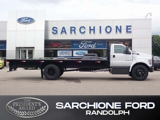 2022 Ford F-650 Super Duty for sale in Randolph, OH