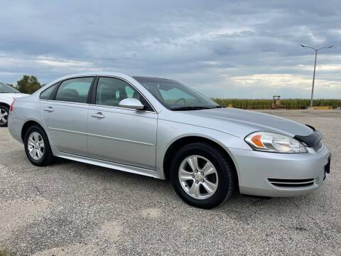 2013 Chevrolet Impala for sale at Kuhn Enterprises, Inc. in Fort Atkinson IA