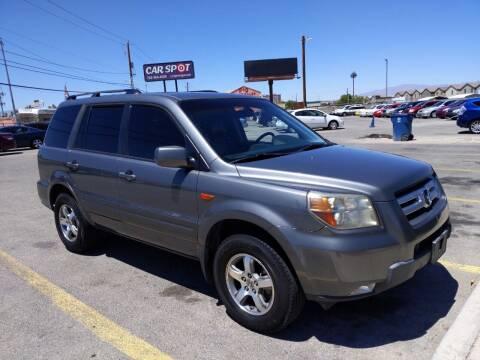 2007 Honda Pilot for sale at Car Spot in Las Vegas NV