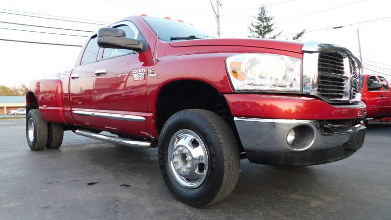 2008 Dodge Ram Pickup 3500 for sale at Action Automotive Service LLC in Hudson NY