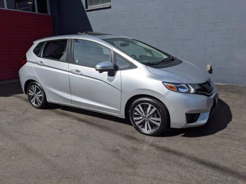 2016 Honda Fit for sale at Paramount Motors NW in Seattle WA