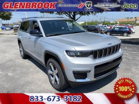 2021 Jeep Grand Cherokee L for sale at Glenbrook Dodge Chrysler Jeep Ram and Fiat in Fort Wayne IN