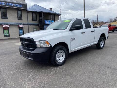 2019 RAM Ram Pickup 1500 Classic for sale at Sisson Pre-Owned in Uniontown PA