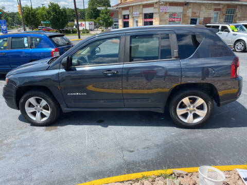 2014 Jeep Compass for sale at Autoville in Kannapolis NC