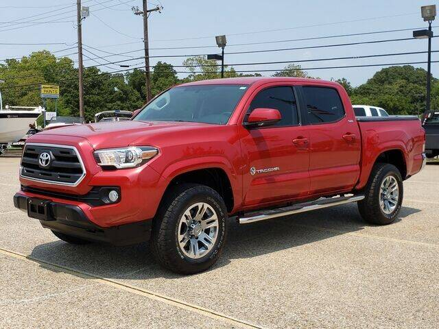 2016 Toyota Tacoma for sale at Tyler Car  & Truck Center in Tyler TX