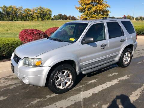 2007 Ford Escape for sale at Nice Cars in Pleasant Hill MO