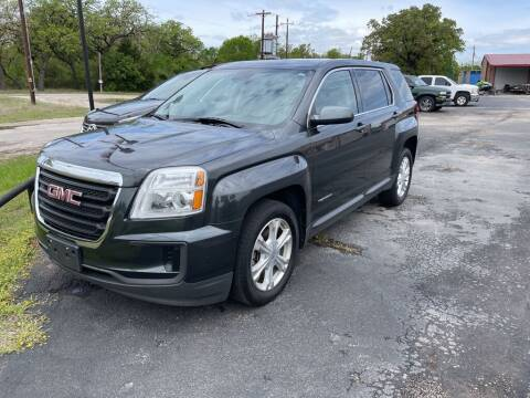 2017 GMC Terrain for sale at Bam Auto Sales in Azle TX