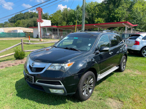 2011 Acura MDX for sale at Car Guys in Lenoir NC