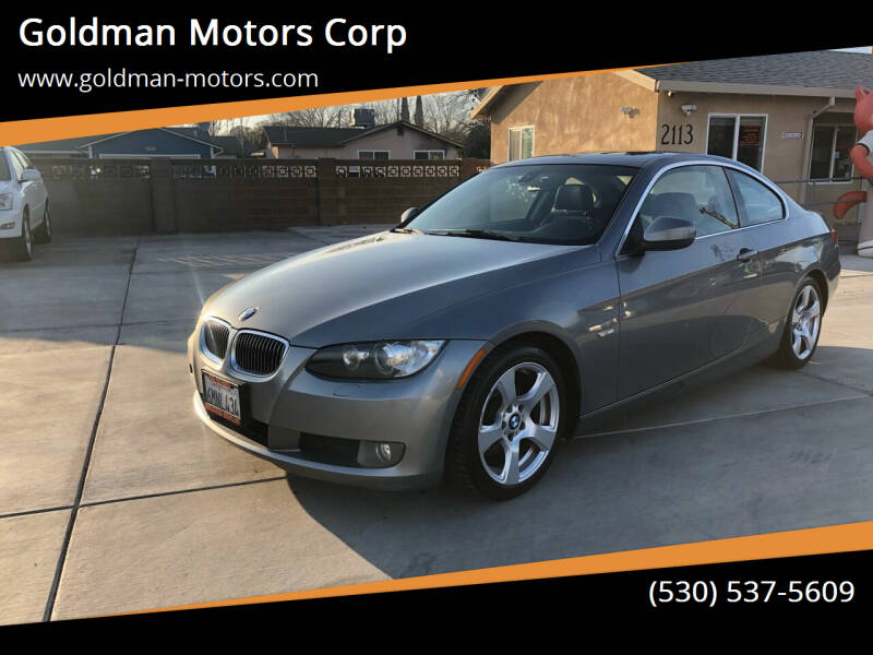 2010 BMW 3 Series for sale at Goldman Motors Corp in Stockton CA