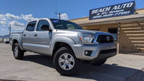 2015 Toyota Tacoma for sale at Beach Auto and RV Sales in Lake Havasu City AZ